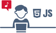 標準的なプログラミング言語を採用